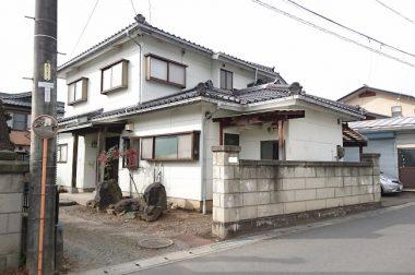 下諏訪町桜町 中古住宅