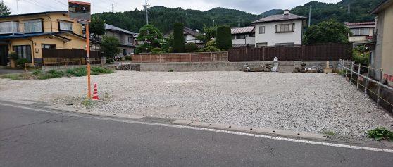 下諏訪町社東山田 住宅用地
