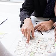 建築プランの検討