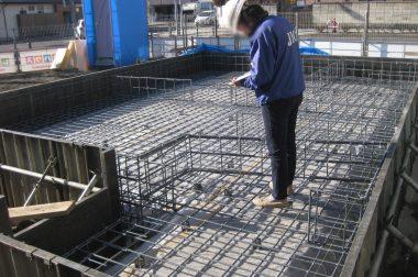 岡谷市田中町 建売住宅 現場検査が行われました。