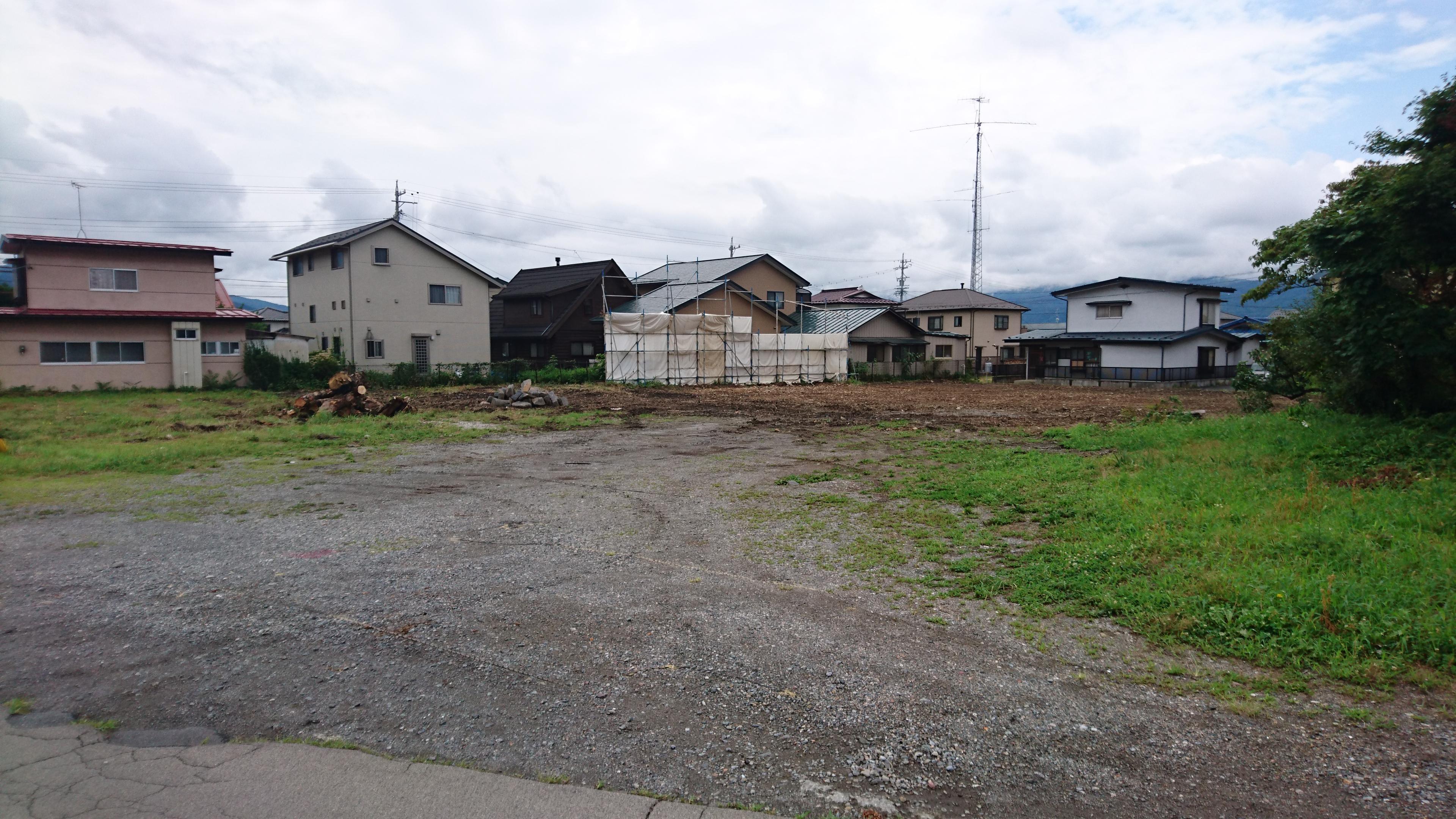 下諏訪町東鷹野町 サンライフタウン東鷹野町⑦区画