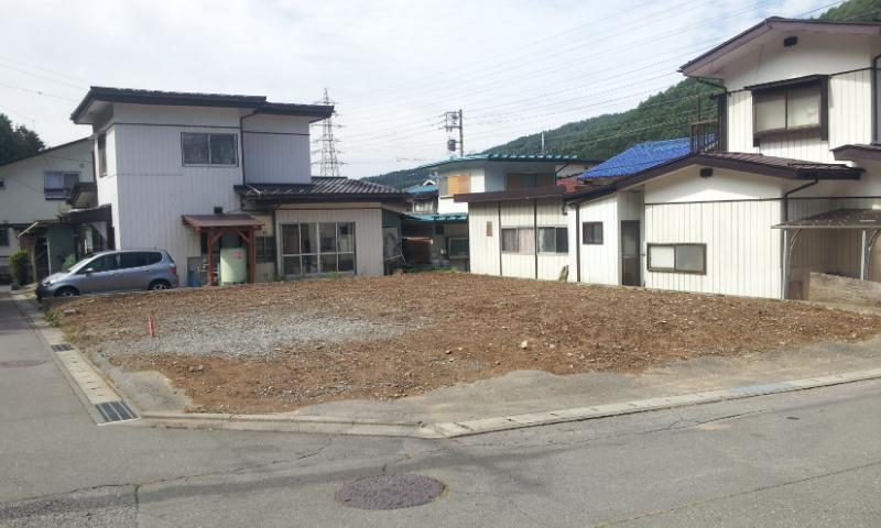 下諏訪町町屋敷