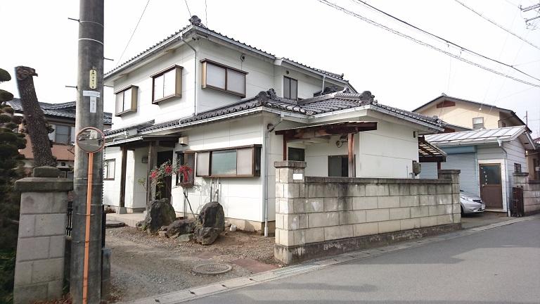 下諏訪町桜町