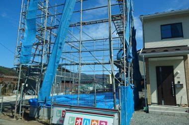 岡谷市若宮&岡谷市長地梨久保 建売住宅 構造見学会を開催します。
