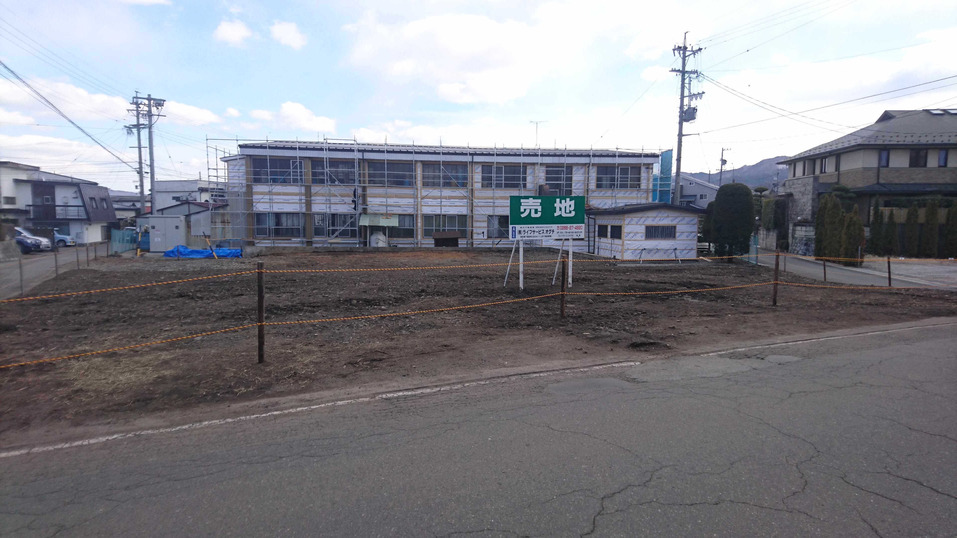 岡谷市塚間町2丁目6058-1他